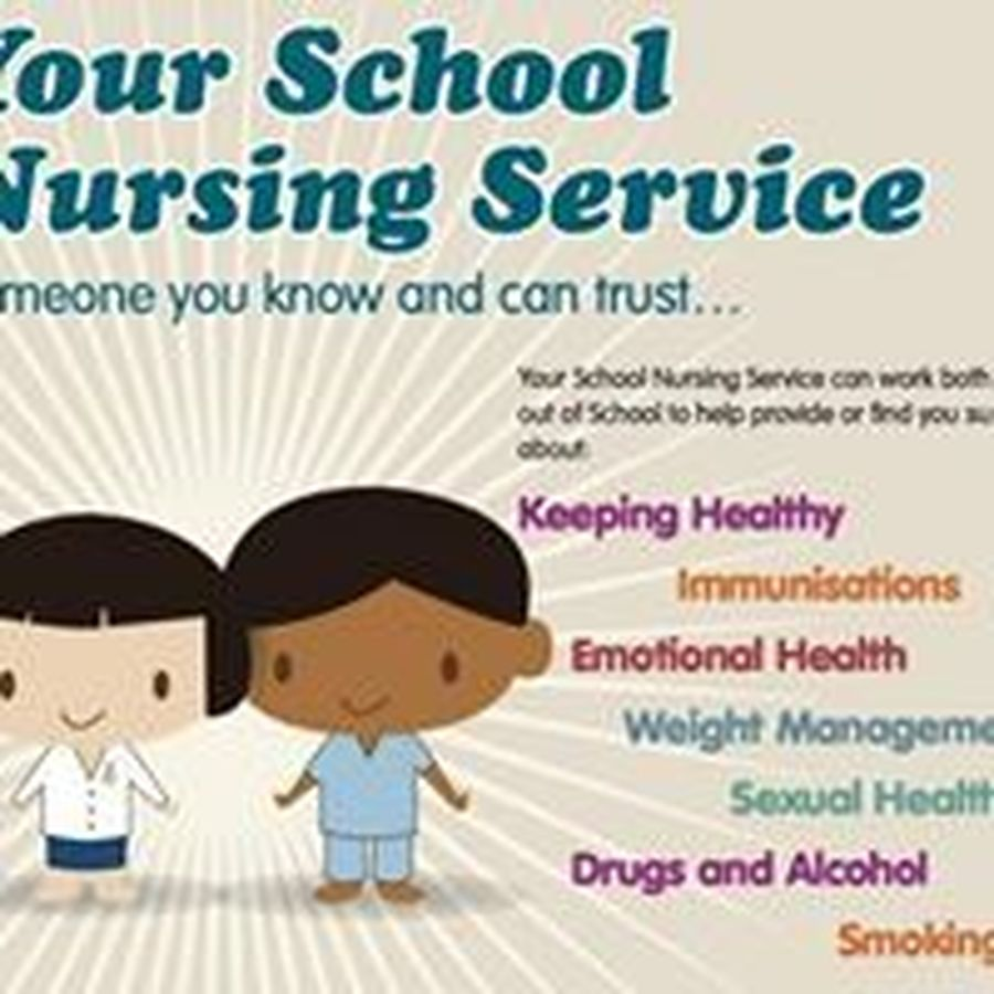 Follow this link to get to the school nurse facebook page