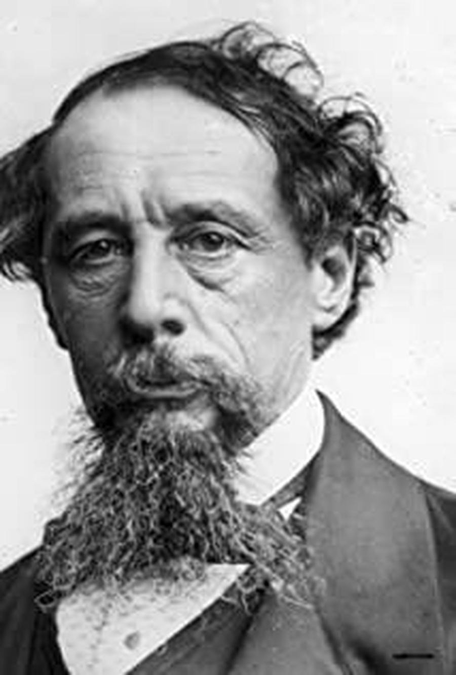 Charles Dickens by Oliver