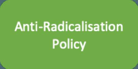 Anti-Radicalisation Policy