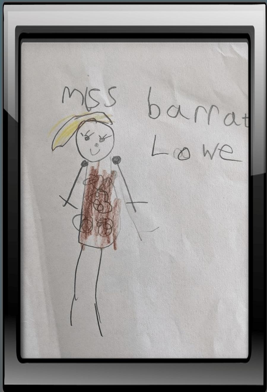 Mrs Barrett-Low by Robyn