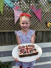 Millie, aged 6<br>