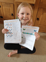 Darcie's amazing odds and evens maths work