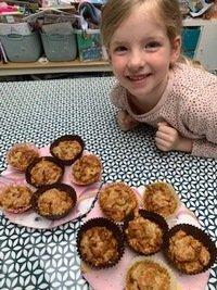 Elodie's muffins