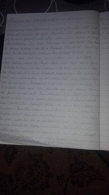 Imara's story part 1