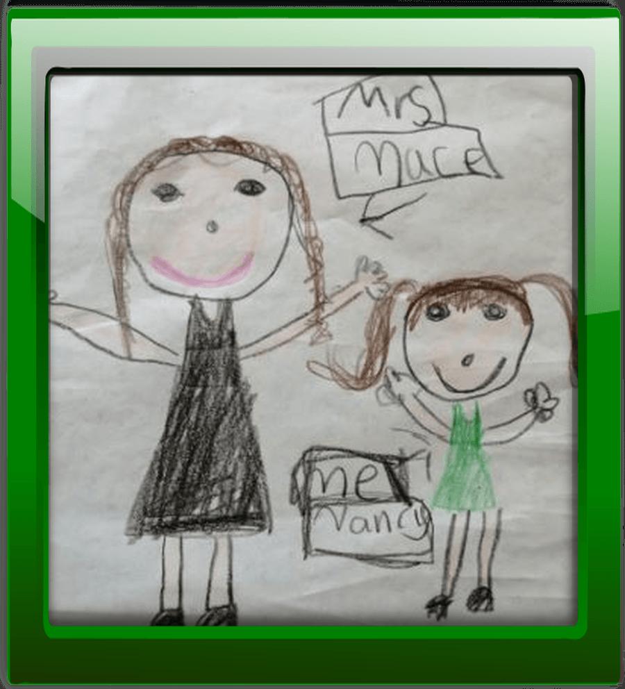 Mrs Mace by Nancy