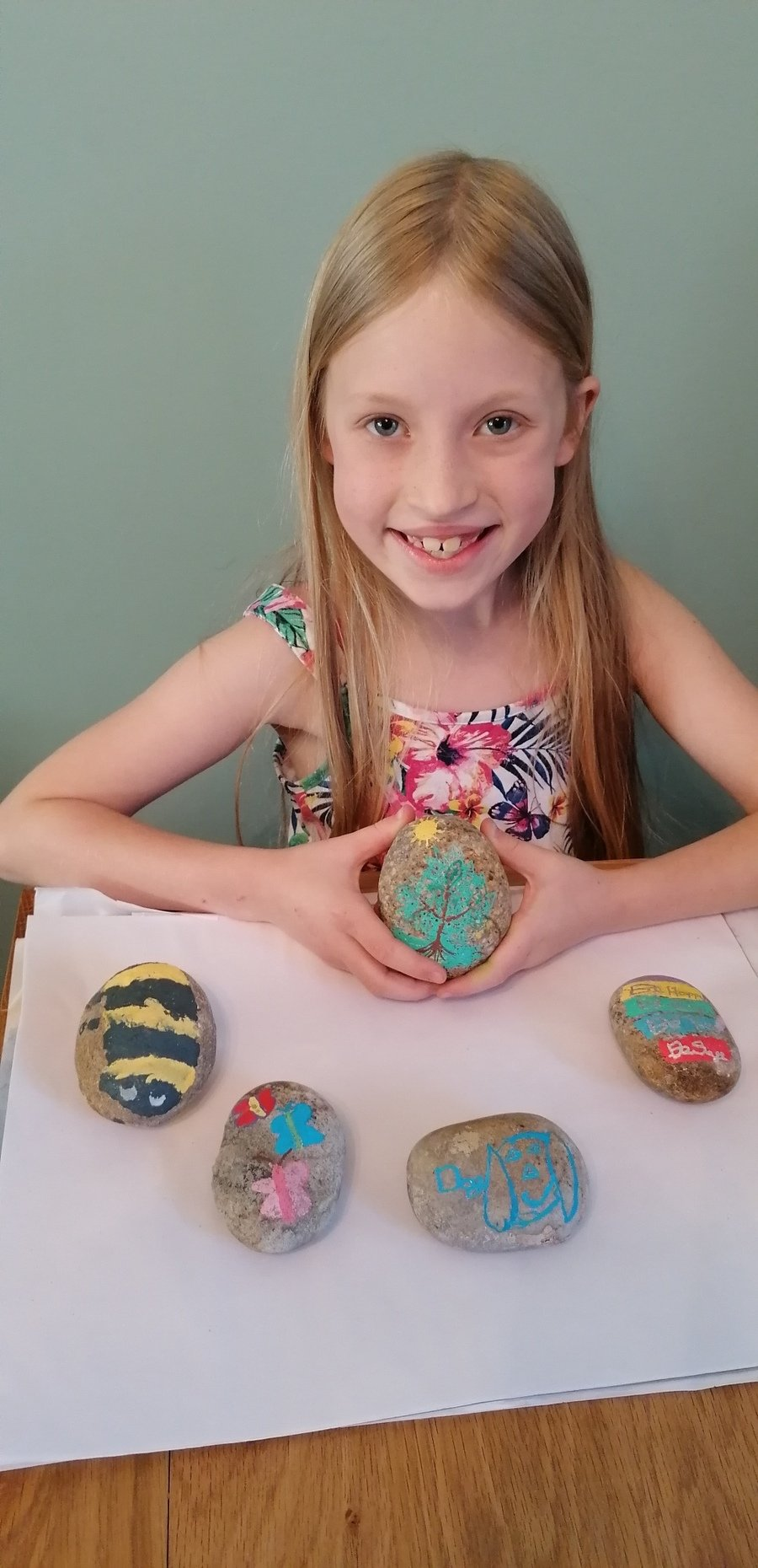 Bryony's rock entries.