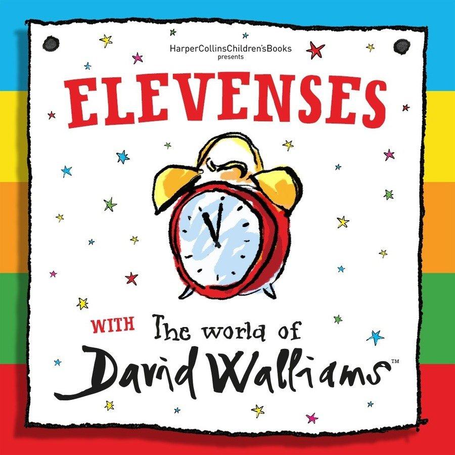 Listen to David Walliams reading his books