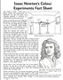 Isaac Newton fact sheet.png
