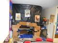 Class JB's Air-raid shelter