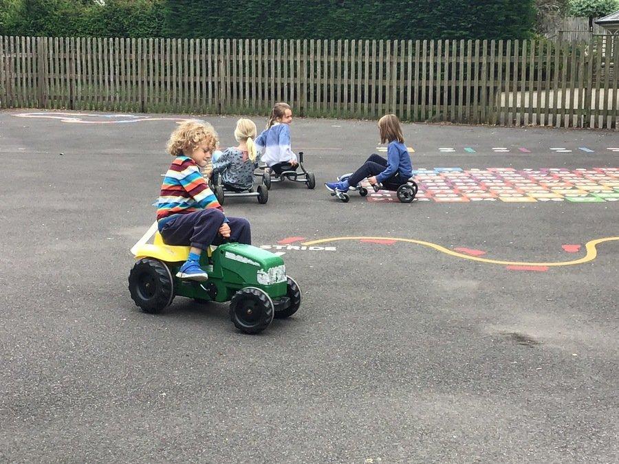 Acorn Class Outdoor Fun