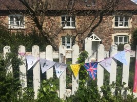 Daisy's VE Day Celebration Bunting