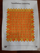 Tessellation by Joanna