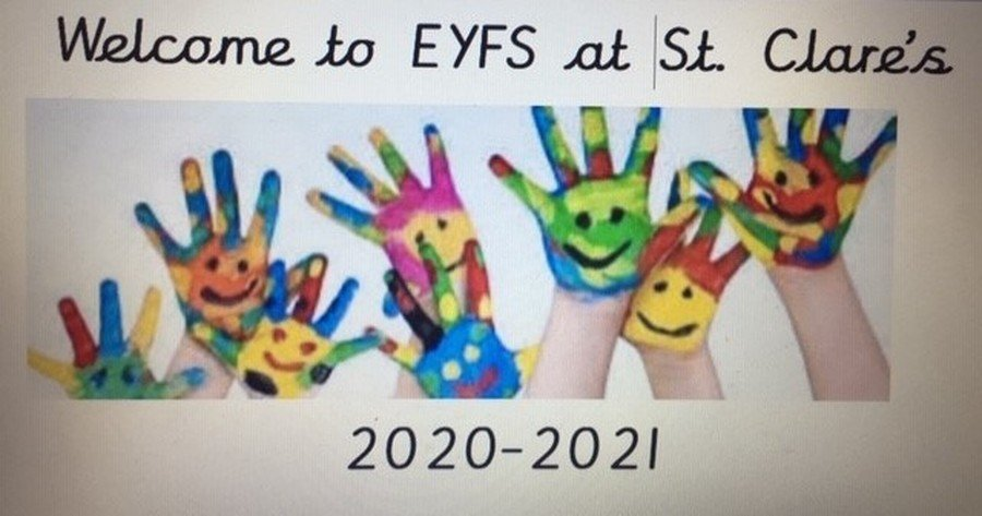 Click here to find Information for the new starters September 2020