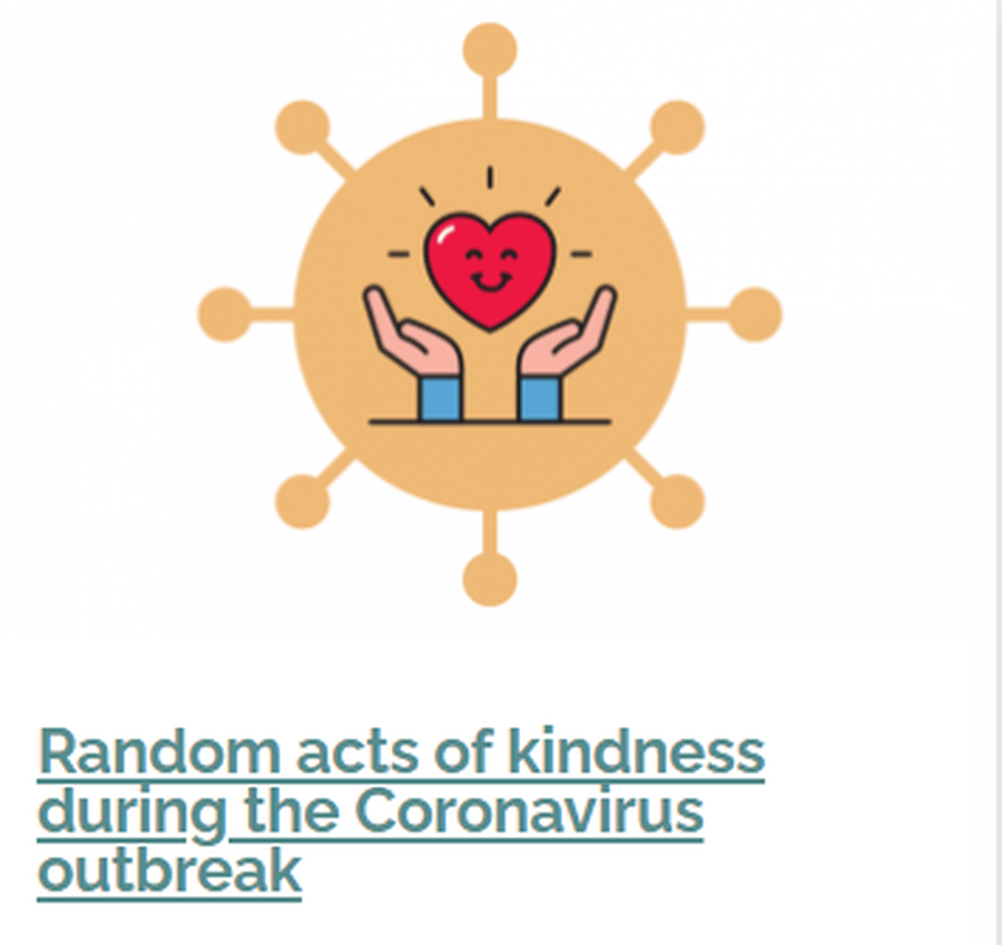 ***CLICK HERE FOR RANDOM ACTS OF KINDNESS IDEAS***