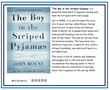 'The Boy in the Striped Pyjamas'<br>