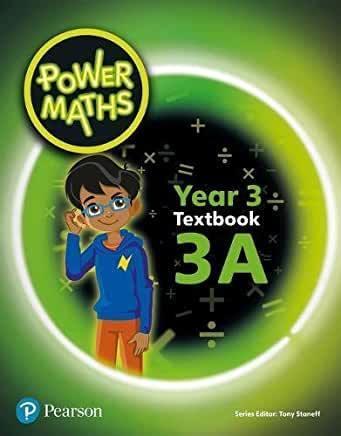 Power Maths Textbook