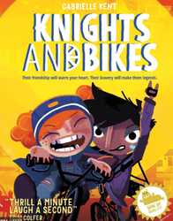 KEY STAGE ONE<br>Knights and Bike by Gabrielle Kent