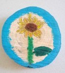 Zoe King 5.3 - Sunflower Art.JPG