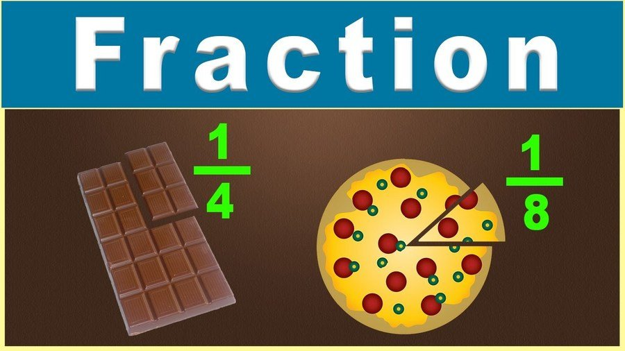 Kahoot Quiz - Fractions 1