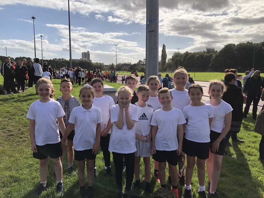 Cross Country at Wythenshawe Park 2020