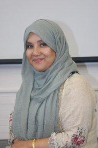 Afruruza Sidika (Pobin)<br>Teaching Assistant<br>