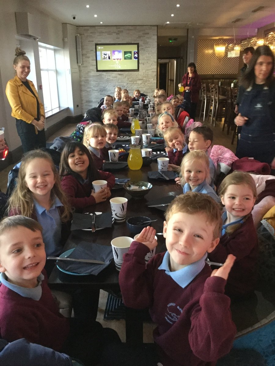 """""""Pupils of all ages treat others with kindness and respect. They do the same with visitors to the school. They are polite, opening doors and confidently thanking others for doing the same. They offer warm smiles and engage quickly in conversation, eager to talk about their school and their friends."""""""