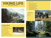 Greta's brilliant Viking life advert
