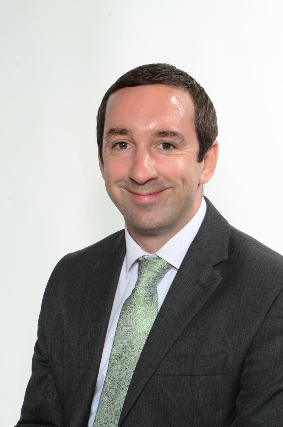 Neil Frankland - Headteacher/Staff Governor