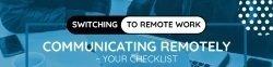 Communicating Remotely