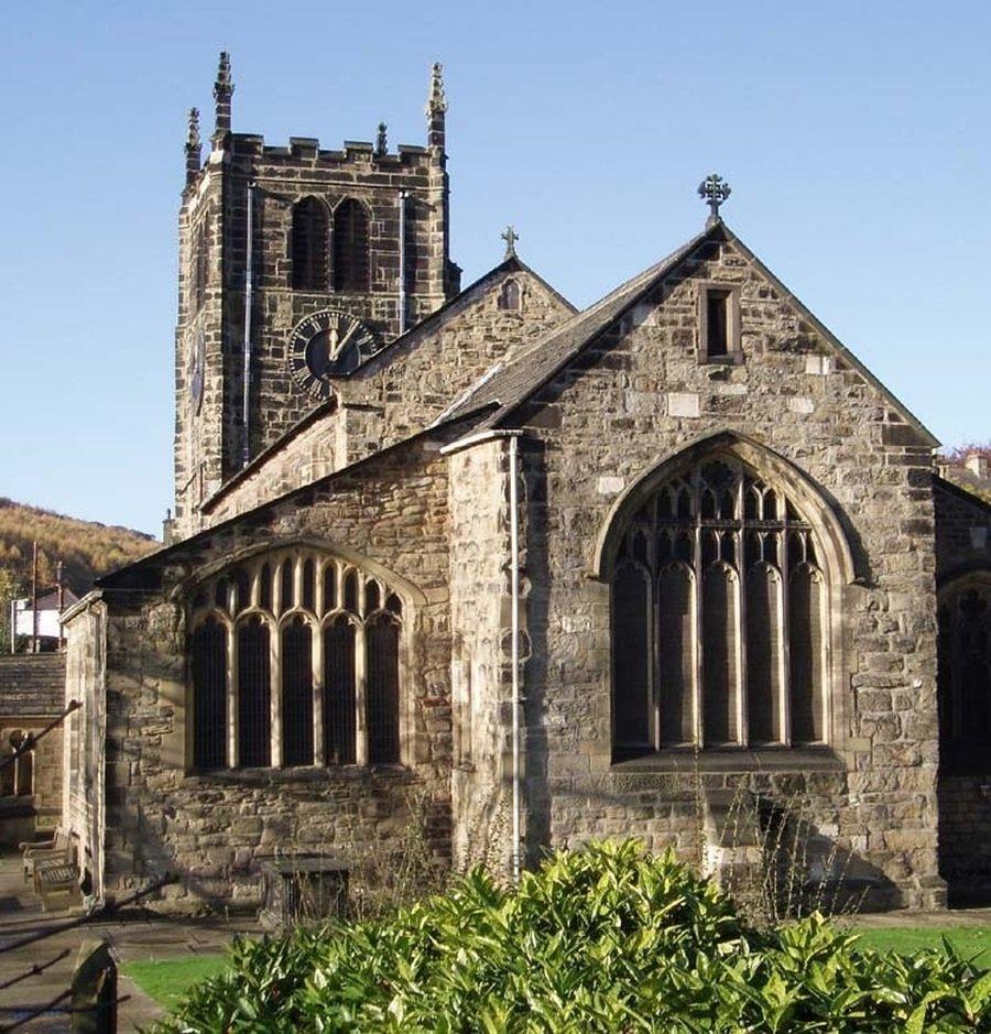 All Saints Parish Church Bingley