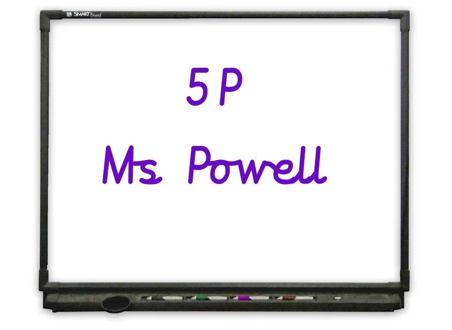 Go to Class 5P
