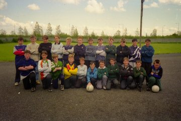 Junior Gaa 1995