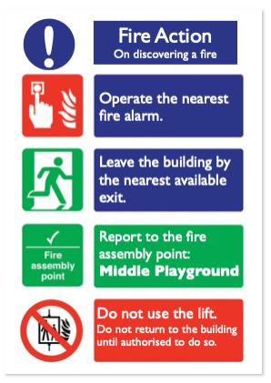 Fire Emergency Information