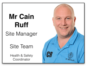 Mr Ruff Site Manager