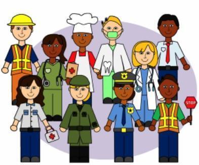 St James' Church of England Primary School - Nursery People who help us