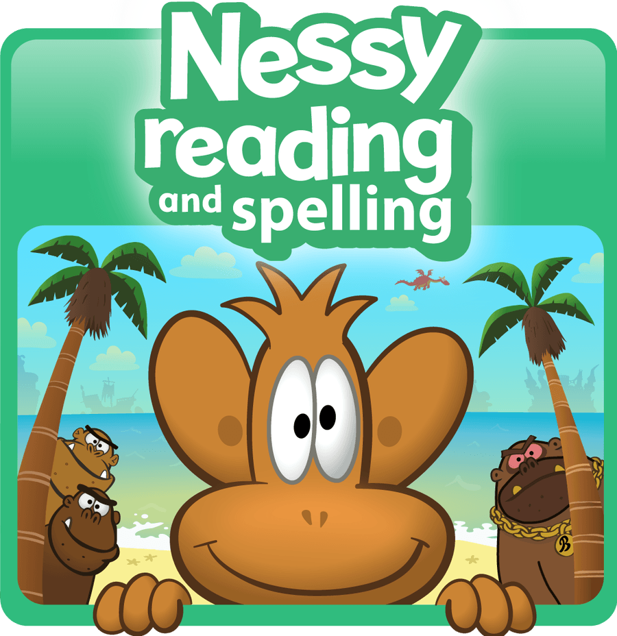 Nessy Reading and Spelling