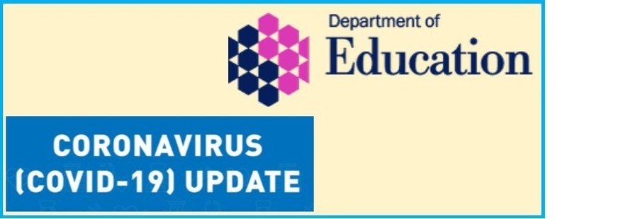 Updated information from the Dept of Education
