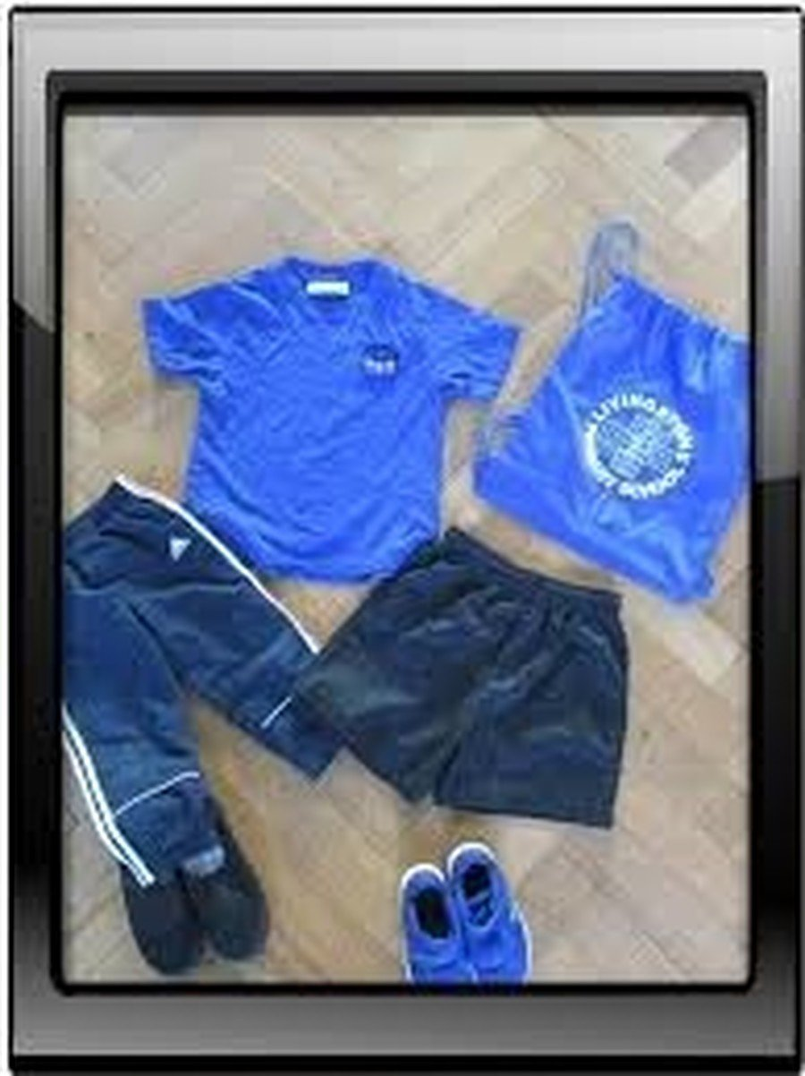 Come to school dressed in PE kit on Tuesday & Friday