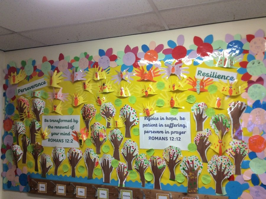 Fantastic artwork for our classroom display