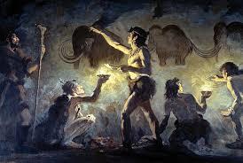 Stone Age Cave Painter