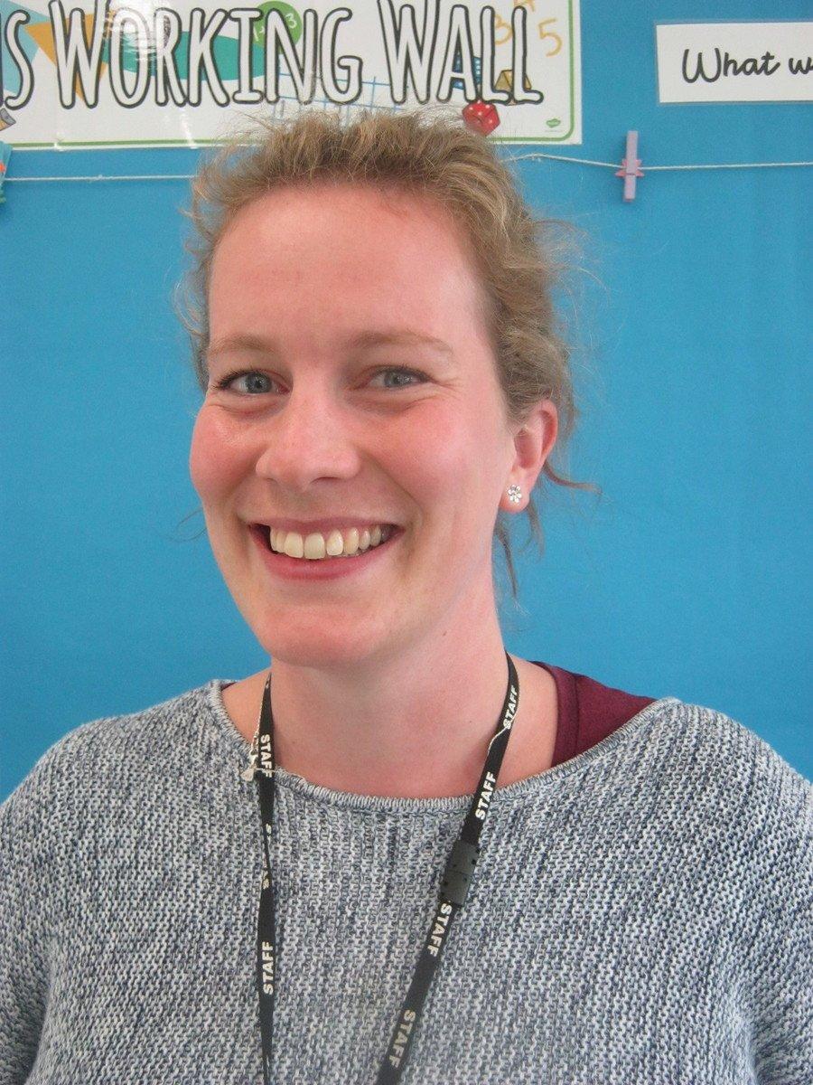 Rachel Manning</br>Class Teacher