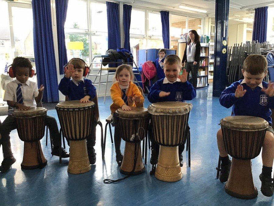 African Drumming 2020
