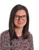 Miss Parry- Year 1 Teacher