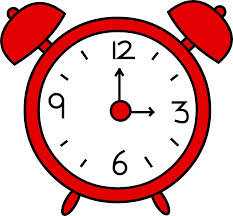 Image result for clock clipart for kids