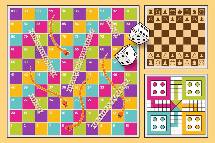 KS2 Board Games & Activities Club - Tuesday 3.20-4.20pm