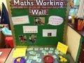 maths learning wall.JPG