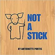 It's not a stick