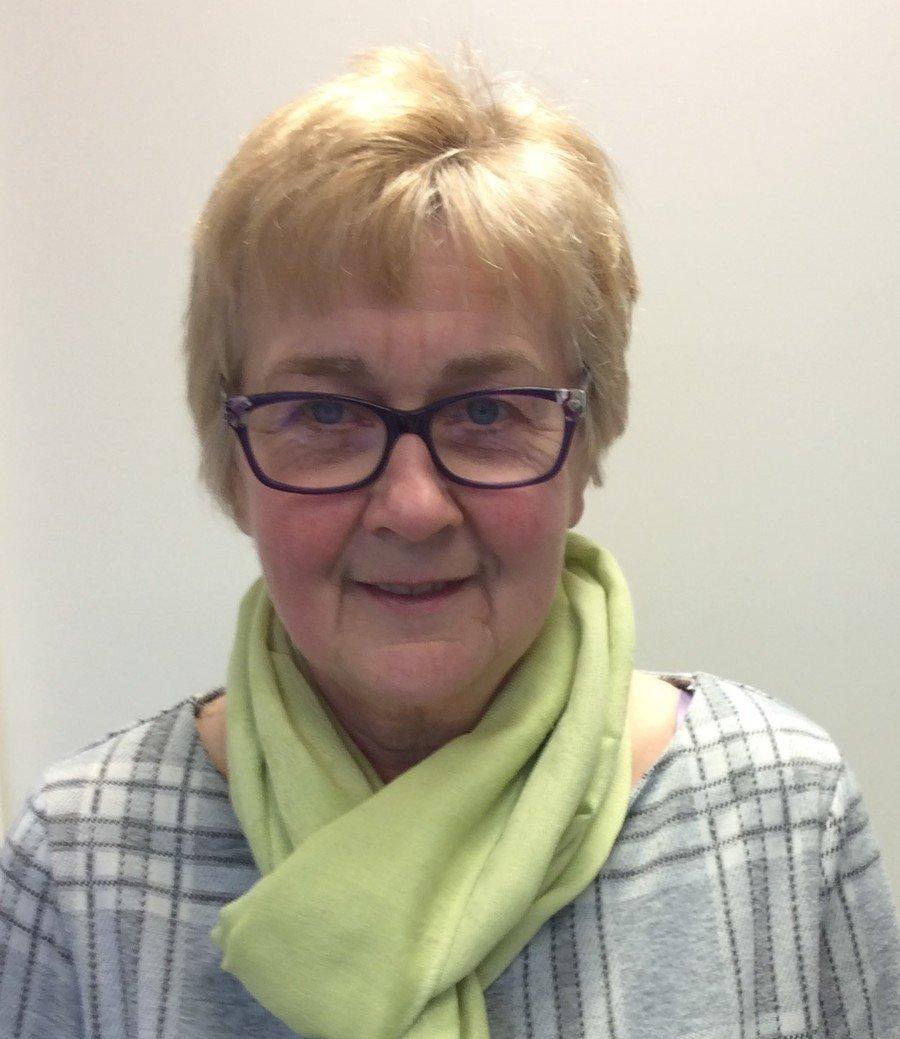 Mrs Christine Dent, Cleaner