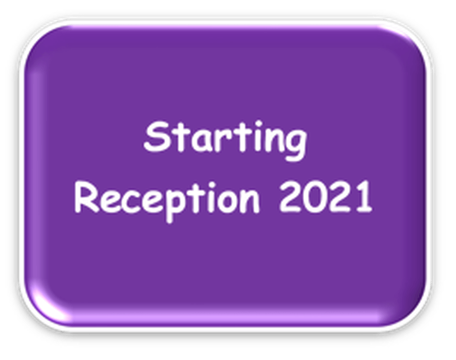 Starting Reception 2021 at Trinity All Saints