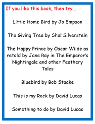 Spring 2 reading list - robot and the bluebird.PNG